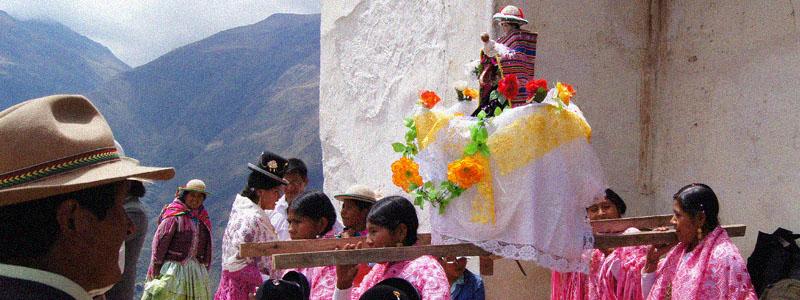 Magíster en Antropologías Latinoamericanas