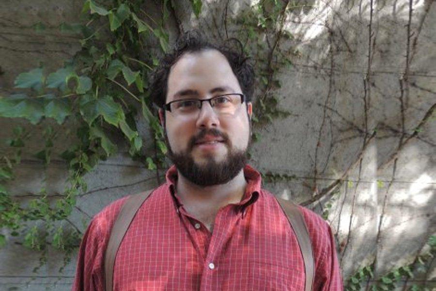 """Zachary Hugo, PhD: """"Mi personalidad meditabunda me llevó a amar la filosofía"""""""