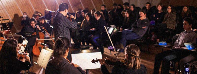 Diplomado Especialización en Dirección de Orquestas Juveniles e Infantiles Nivel II