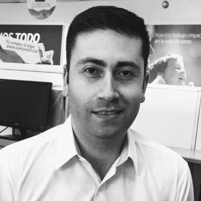 Esteban Vásquez ex alumno del Diplomado en Dirección y Gestión de Empresas