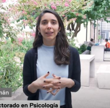 Doctorado en Psicología UAH - Summer School 2020: Comentario Valentina Guzmán