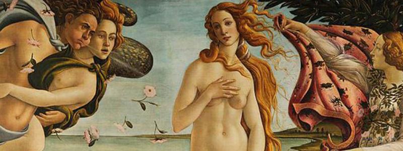 Curso en Grandes Artistas de la Europa Moderna. La Pintura del Renacimiento