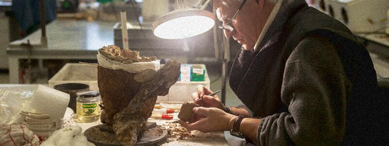 Diplomado en Conservación y Restauración de Bienes Culturales Tridimensionales: Cerámica y Madera