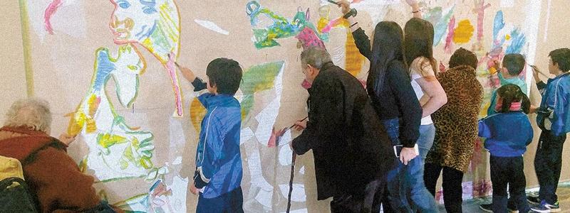 Curso Enseñar a través del Arte: Propuestas para la Sala de Clases