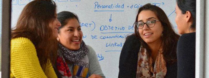 Curso Rearticulando Dignidades: Economía Colaborativa con Enfoque de Género